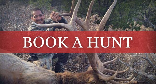 Book A Hunt with Ridgeline Outfitters